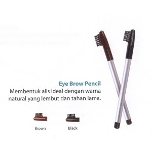 Wardah Eye Brow Black